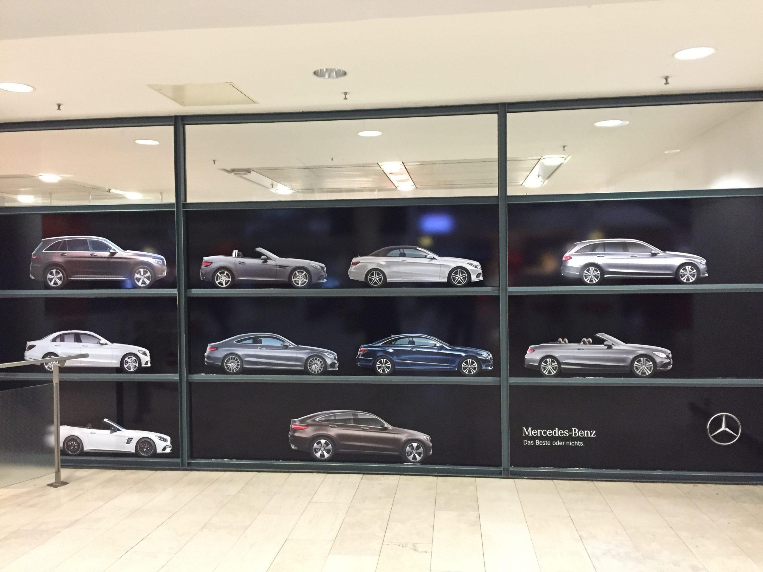 Mercdes Benz 3